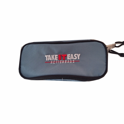 Stiftetasche Schlameretui leer High Density 22 x 6,5 x 9,5 cm Take It Easy (TEac26924a)