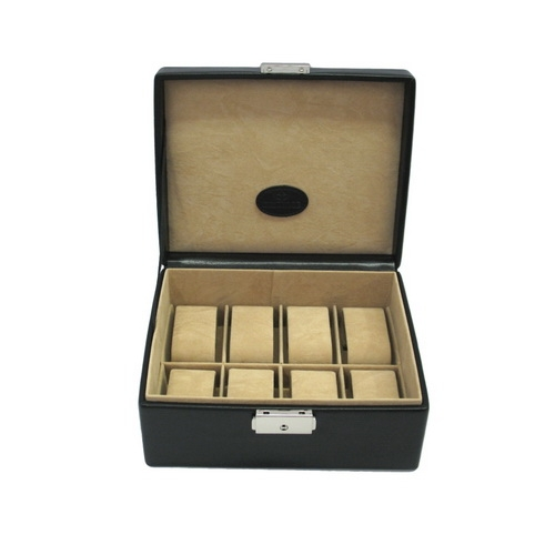 Watch box 19,5 x 8,5 x 15,5 cm MERINO – Windrose (WIme803679)