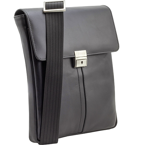 MESSENGER BAG HOCHFORMAT 24,5 x 28 x 5 cm – BRISBANE 78 - Esquire (ESbr851878)